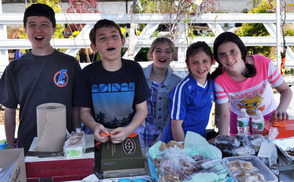 Fanwood Girl Hosts 4th Annual Autism Awareness Bake Sale, photo 1