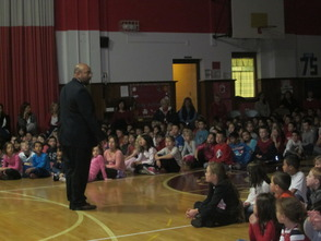 Veterans Day Honored at Center Grove Elementary School, photo 3