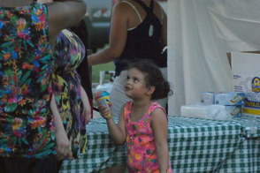 Hundreds Celebrate Independence With Fireworks, Music, photo 3