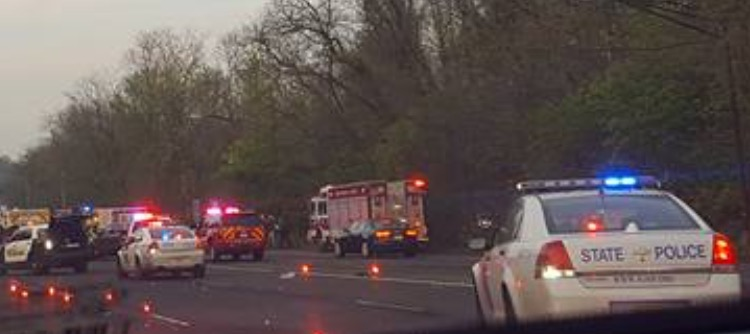 NJSP Conducts Fatal Investigation from Monday Evening Crash