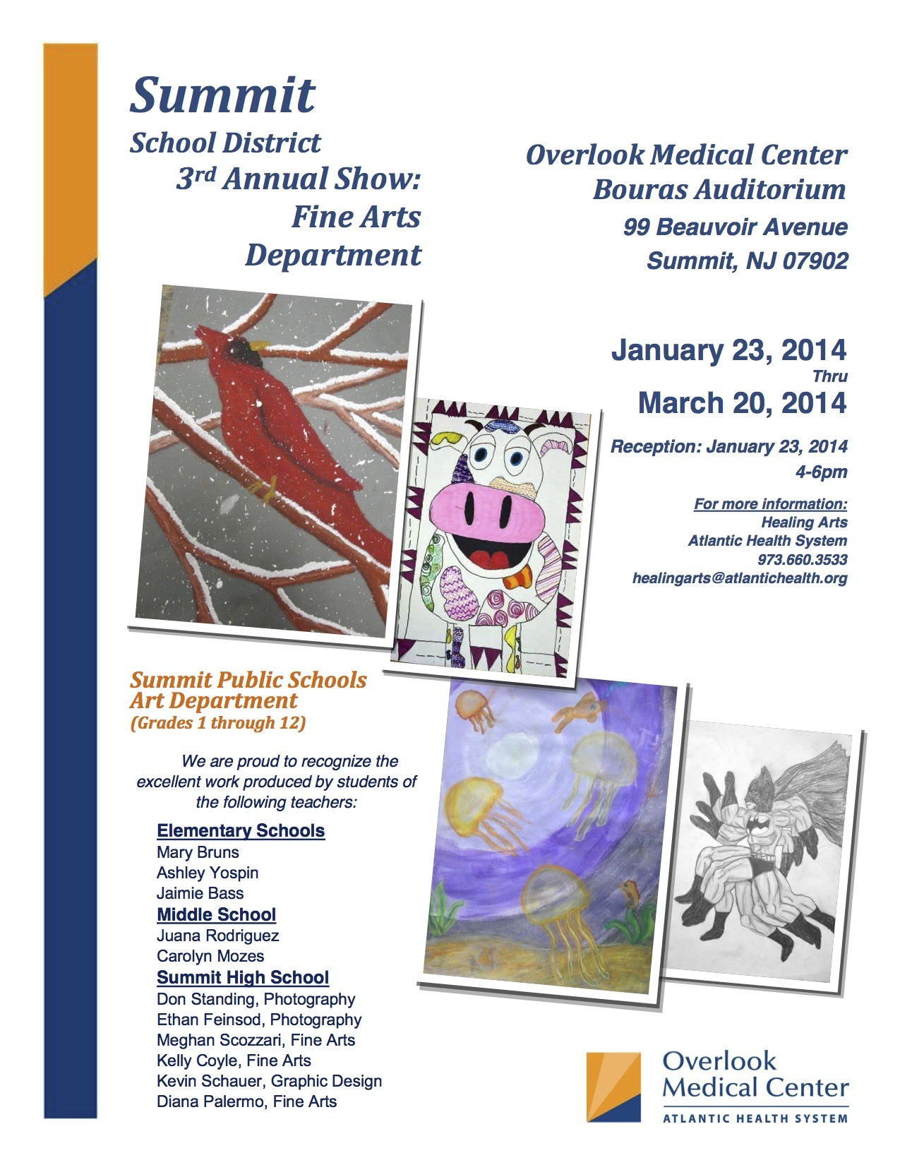 4faea120a13671371e67 Final Summit School Art Show Flyer 2014