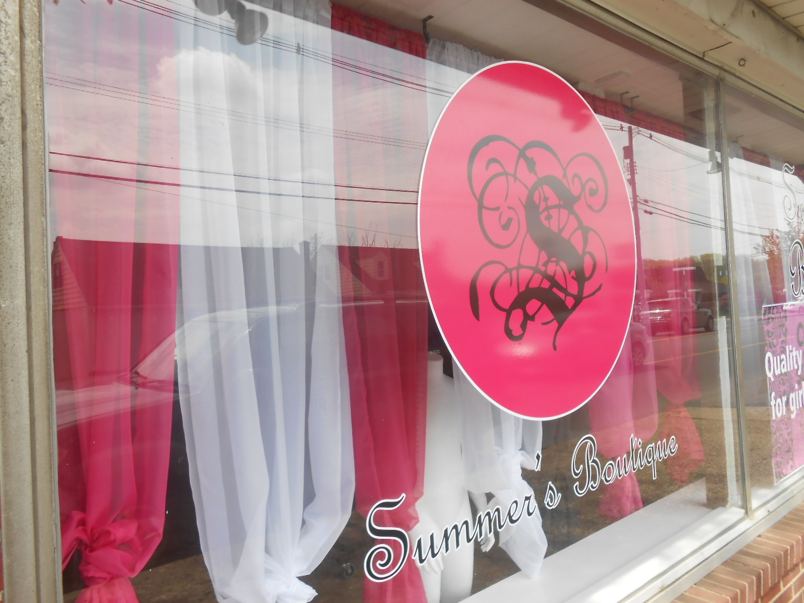 Summer Clothes Boutique