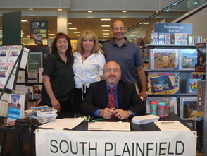 SPEF at Barnes & Noble