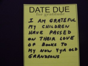 Gratitude Graffiti Project Spreads Across Maplewood and Beyond, photo 4