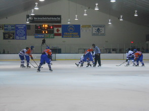 Gov. Livingston Varsity Ice Hockey Defeats Jonathan Dayton In Hard Fought Match-up, 5-3, photo 14