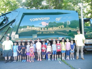 Mary Kay McMillin Early Childhood Center First Graders Participate in Community Day, photo 1