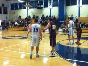 Millburn Boys Basketball Tops Madison, 54-36, photo 1