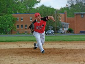Tommy Natale-Drown on the mound