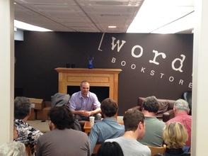 Matt Taibbi Talks American Injustice At Words Bookstore, photo 1