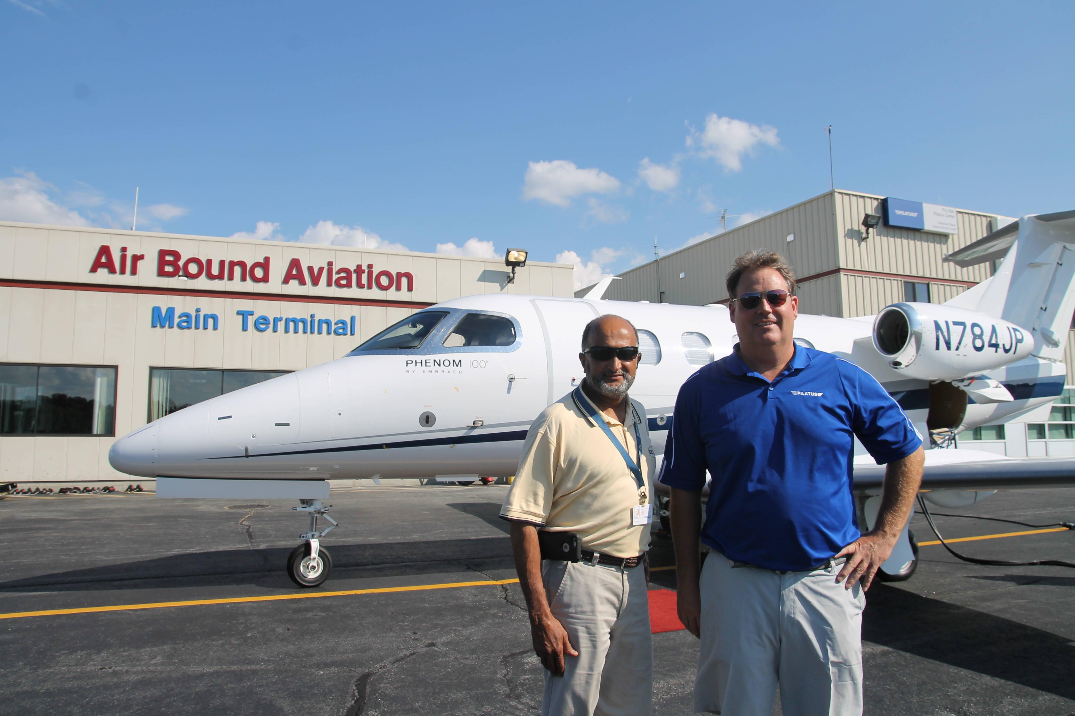 air bound aviation essex