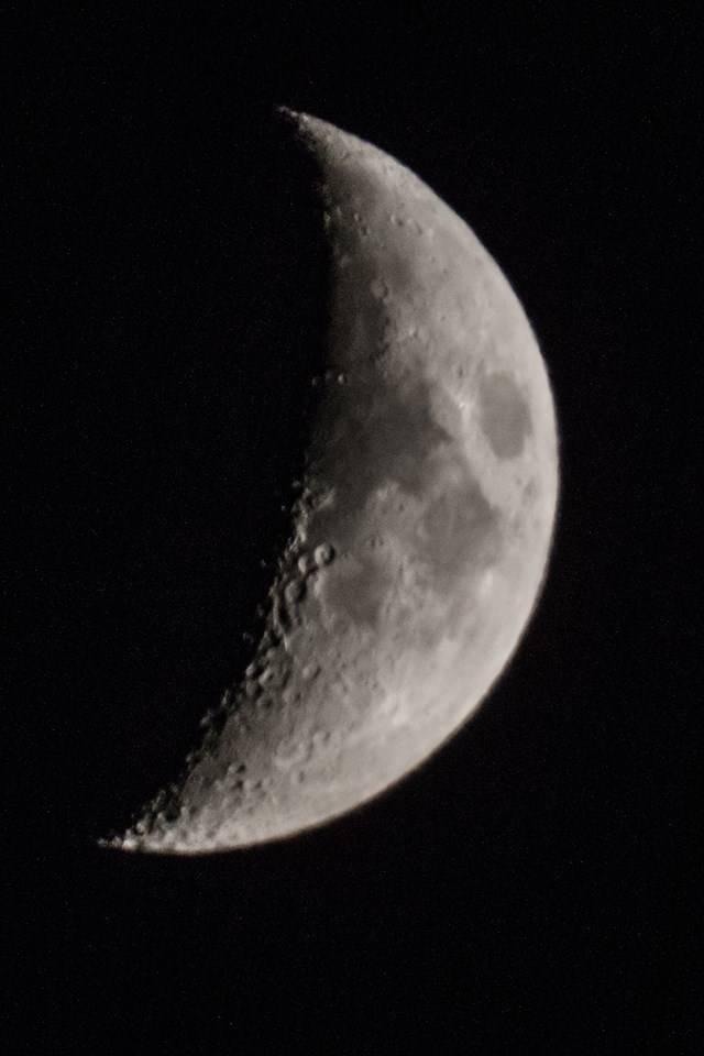 half moon astronomy - photo #4