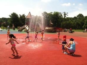 Ponderosa Park's Sprayground