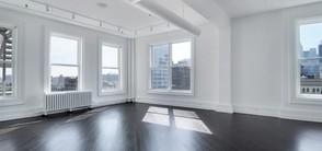 Kristen Wiig's Apartment for Sale Living Room