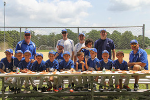 SPFBL 8U Raiders Make Finals of the Branchburg Machine Pitch Tournament, photo 7