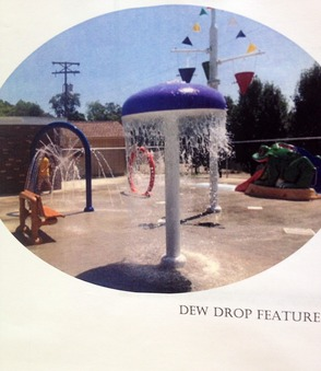Dewdrop Feature