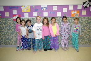 Millburn's Hartshorn School Collects Pajamas to Help Others, photo 2