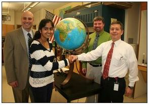Shaima Parveen Wins Third Place Award in DuPont Challenge Science Essay Competition