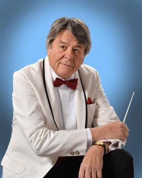 Maestro Istvan Jaray, Music Director Livington Symphony Orchestra