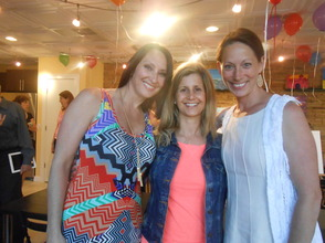 Kayla's Creative Art Studio Celebrated Grand Opening: Berkeley Heights Paint and Sip Fun, photo 7
