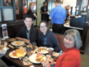 South Plainfield Residents Flock to the Corner Bakery Café , photo 12
