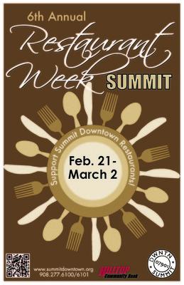 Summit Restaurant Week