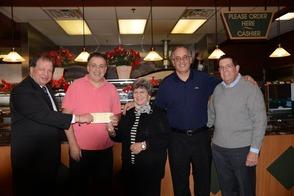 Calabria's Makes a Bicentennial Donation