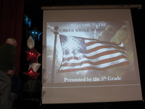 Veterans Day Honored at Center Grove Elementary School, photo 8