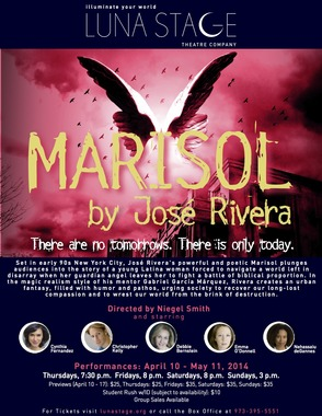 """Marisol"" Poster"