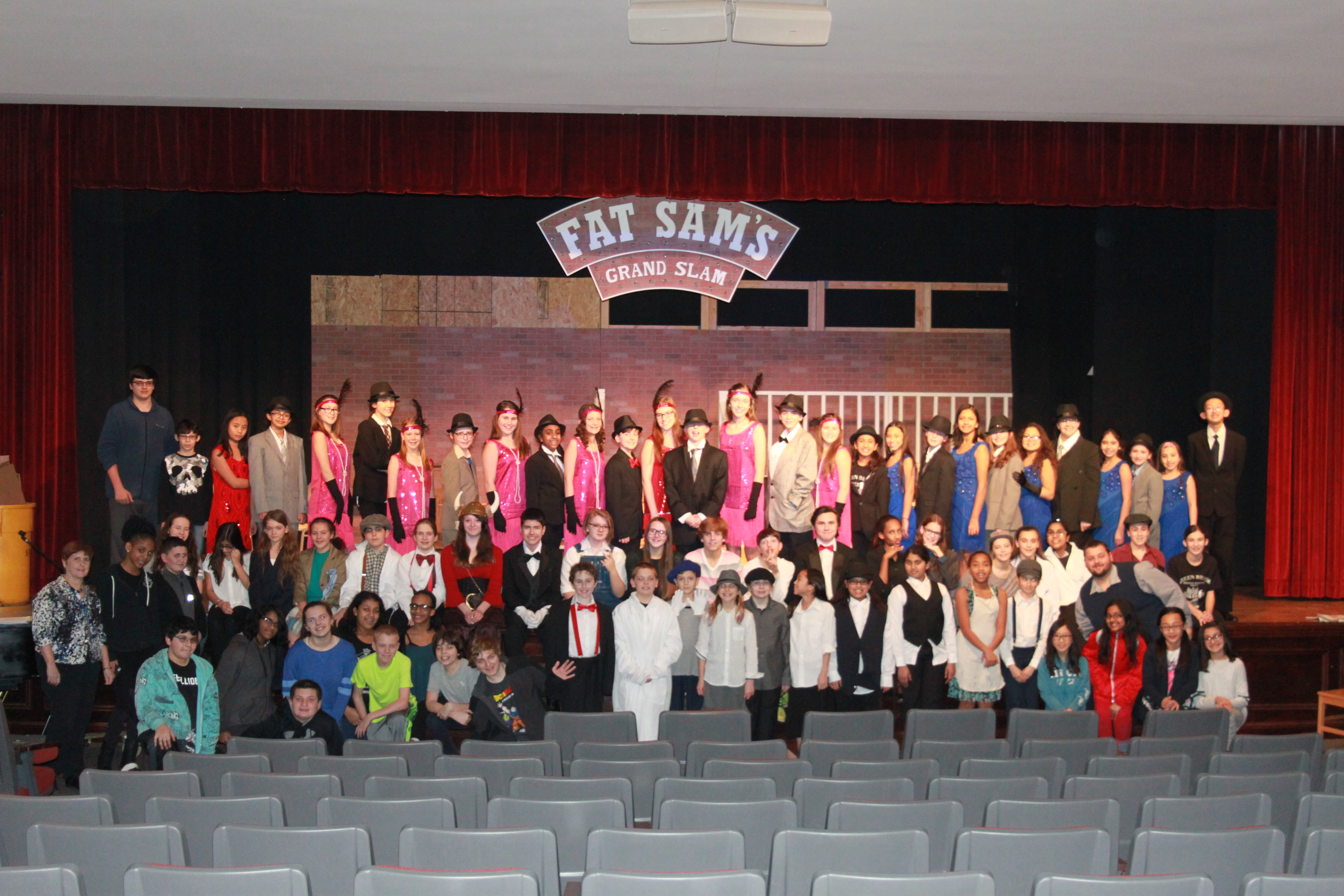 Green Brook Middle School Students Entertain Audiences in \'Bugsy ...