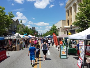 Thousands Pack Main Street for Lansdale Day, photo 2