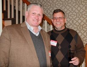 John Egerter and Glenn Marthens