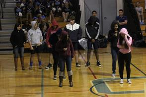Winter Pep Rally