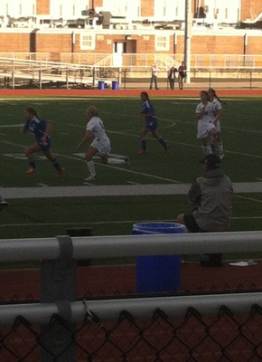 Girls Varsity Soccer Team Takes Home a Win against Caldwell, photo 3