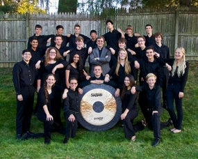 New Jersey Youth Symphony Percussion Ensemble