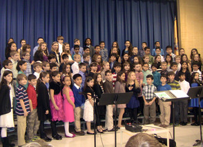 Coles School Fourth-Graders Perform at Winter Concert, photo 3