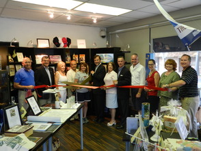 NJ350 Pop-Up Shop Celebrates Ribbon Cutting