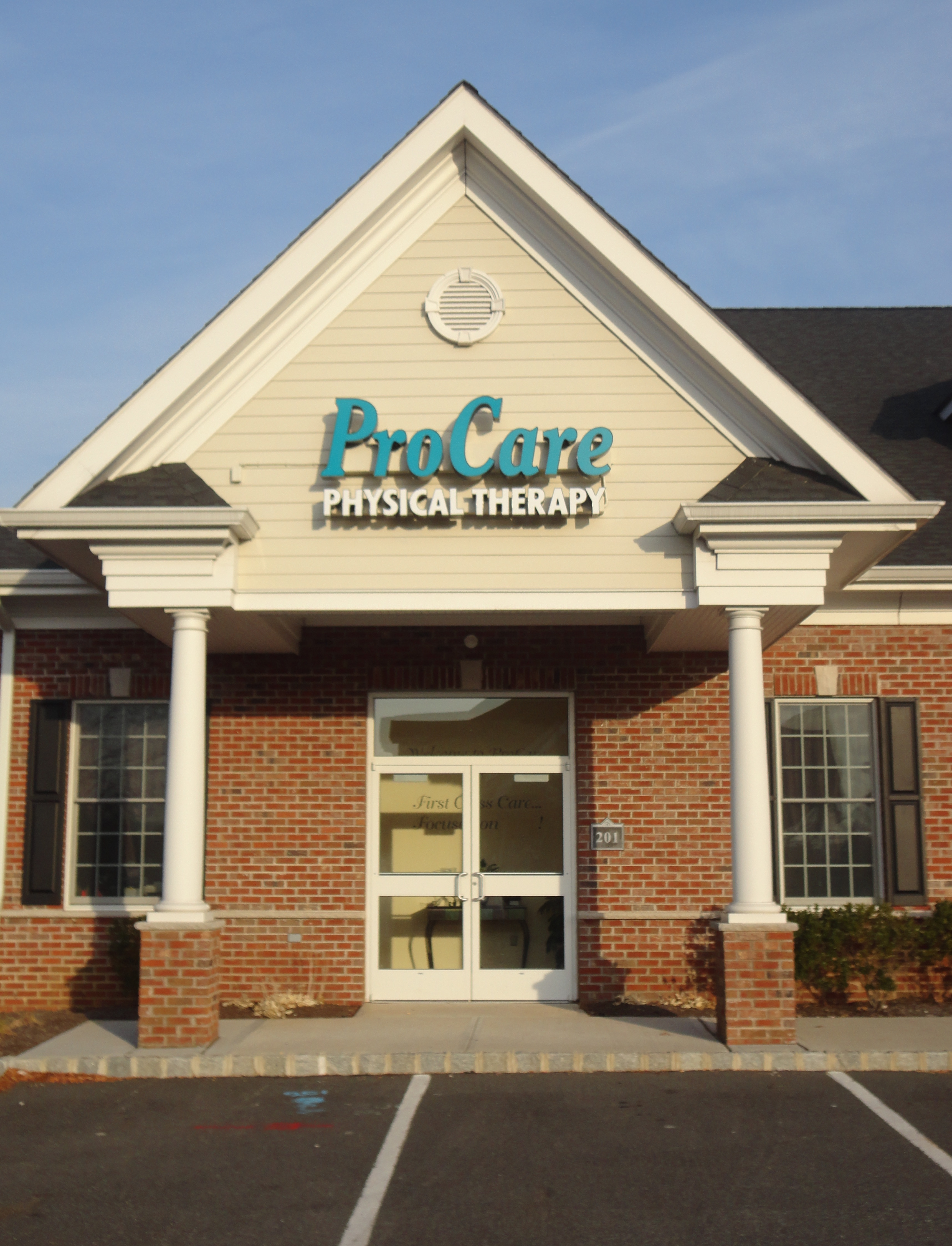 ProCare Physical Therapy – First Class Care, Focused on You