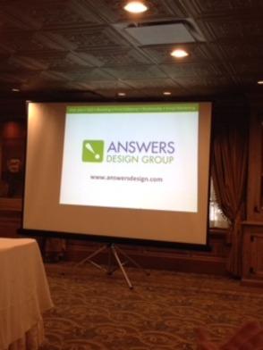 Developing Presentation Skills at Bernards Area Networking Group (BANG), photo 1