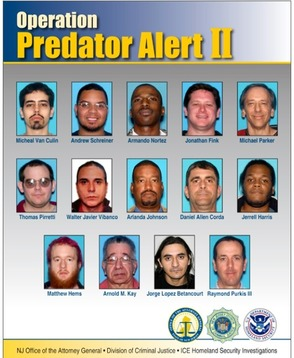 Operation Predator Alert
