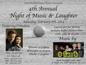 Ponytail Parents Association to Hold Night of Music & Laughter, photo 1