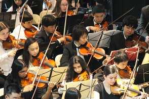 NJYS Violin Section