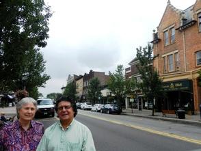 Downtown Walking Tour