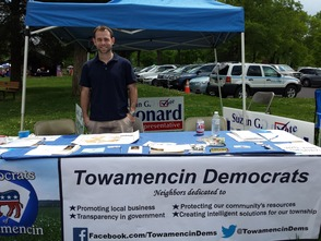Towamencin Community Day Packs Fischer's Park, photo 12