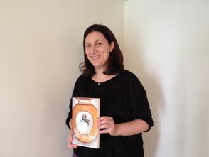 Maplewood Author, Anna Sandler