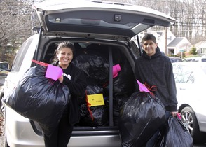Congregation Beth Israel Completes Coat Drive for Needy, photo 2