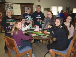 Queen of Peace Youth Group