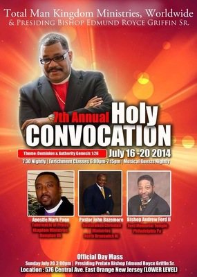 Total Man Kingdom Ministries Worldwide Host 7th Annual Holy Convocation, photo 1