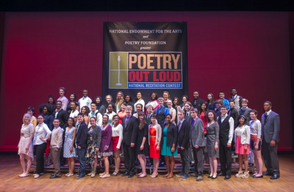'Poetry Out Loud' Competition at SOPAC Postponed Due to Weather, photo 1