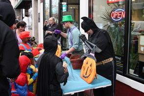Halloween Festivities Fill South Orange Village Center, photo 6