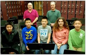 Junior Region Concert Band Qualifiers